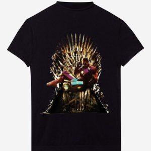 Top Game Of Thrones Iron Man Reading Book shirt