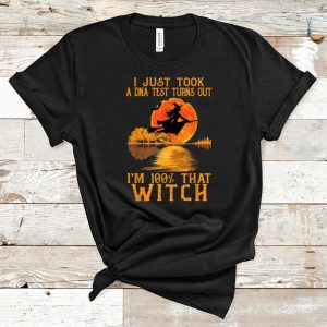 Top I Just Took A Dna Test Turns Out I'm 100% That Witch shirt