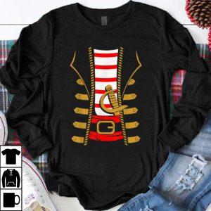 Top Pirate Costume Halloween - Sword Buccaneer Sailer Gift shirt