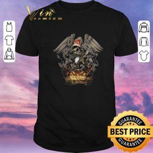 Top Queen Freddie Mercury Jack Skellington shirt