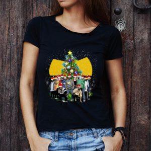 Top Simpsons Christmas Tree Wu Tang Clan shirt