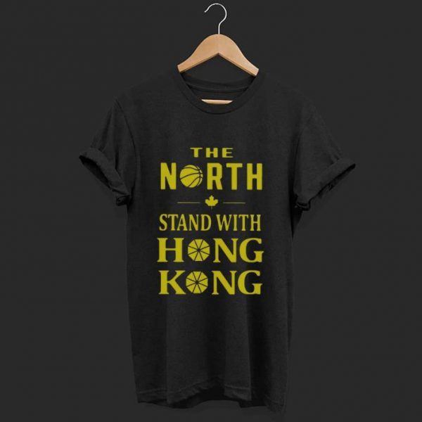 Top The North Stand With Hong Kong shirt