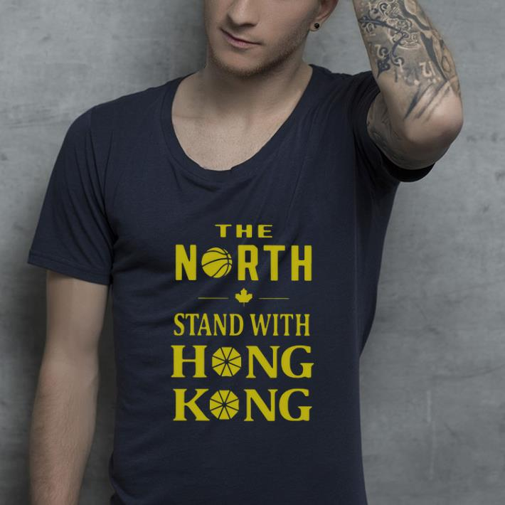Top The North Stand With Hong Kong shirt 4 - Top The North Stand With Hong Kong shirt