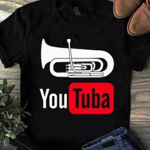 Top Youtube Baritone YouTuba shirt
