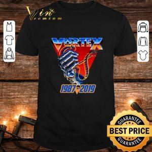 Vortex 1987-2019 shirt