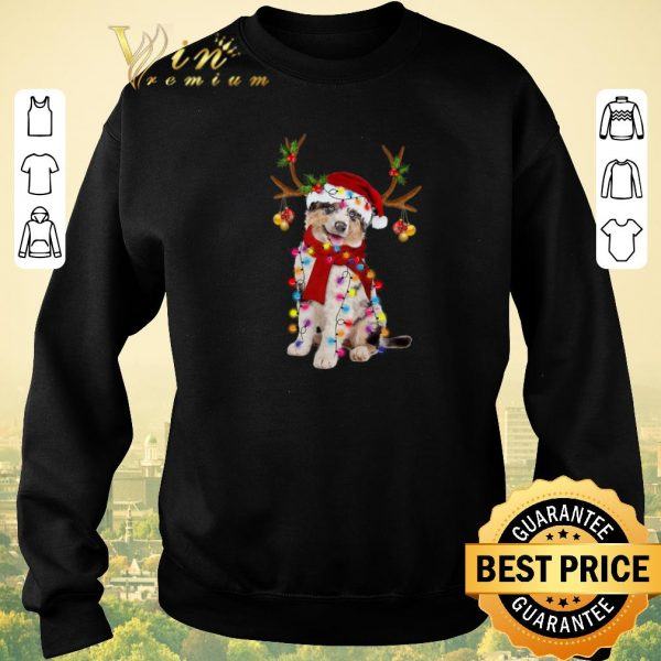 Awesome Aussie gorgeous reindeer Christmas shirt