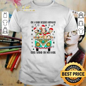 Awesome One Piece Christmas on a dark desert highway cool wind in my hair shirt