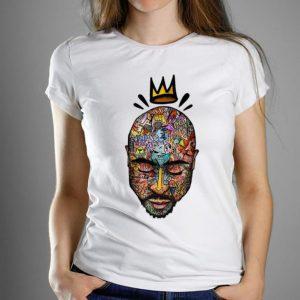 Awesome Tupac Shakur Tattoo King shirt
