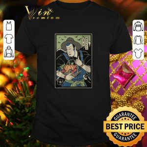 Best Farmer Samurai shirt