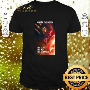 Best Kawhi Leonard King Of The North The Klaw The Mvp The Champion shirt