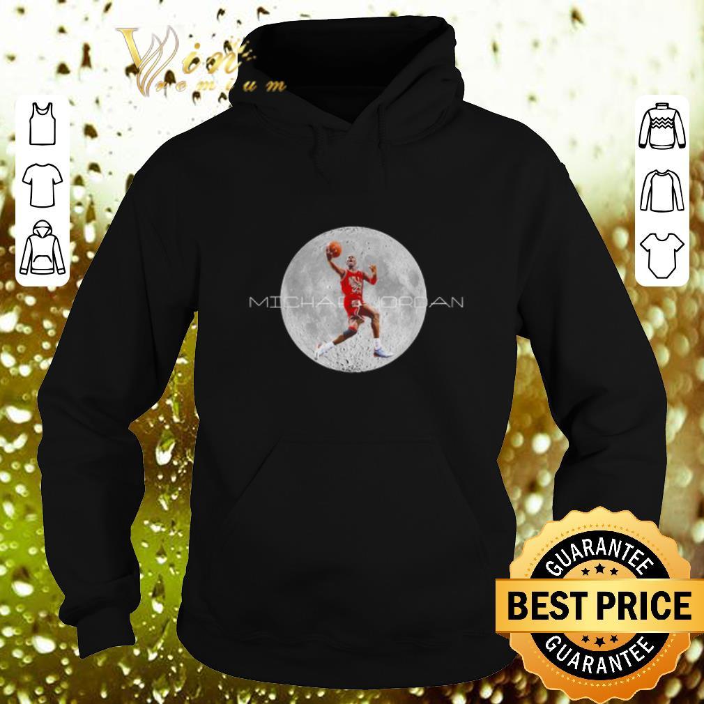 Best Michael Jordan and moon shirt 4 - Best Michael Jordan and moon shirt