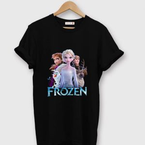 Great Disney Frozen Elsa Anna Olaf Kristoff shirt