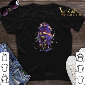 Harry Potter Chibi Characters Knight Bus shirt sweater