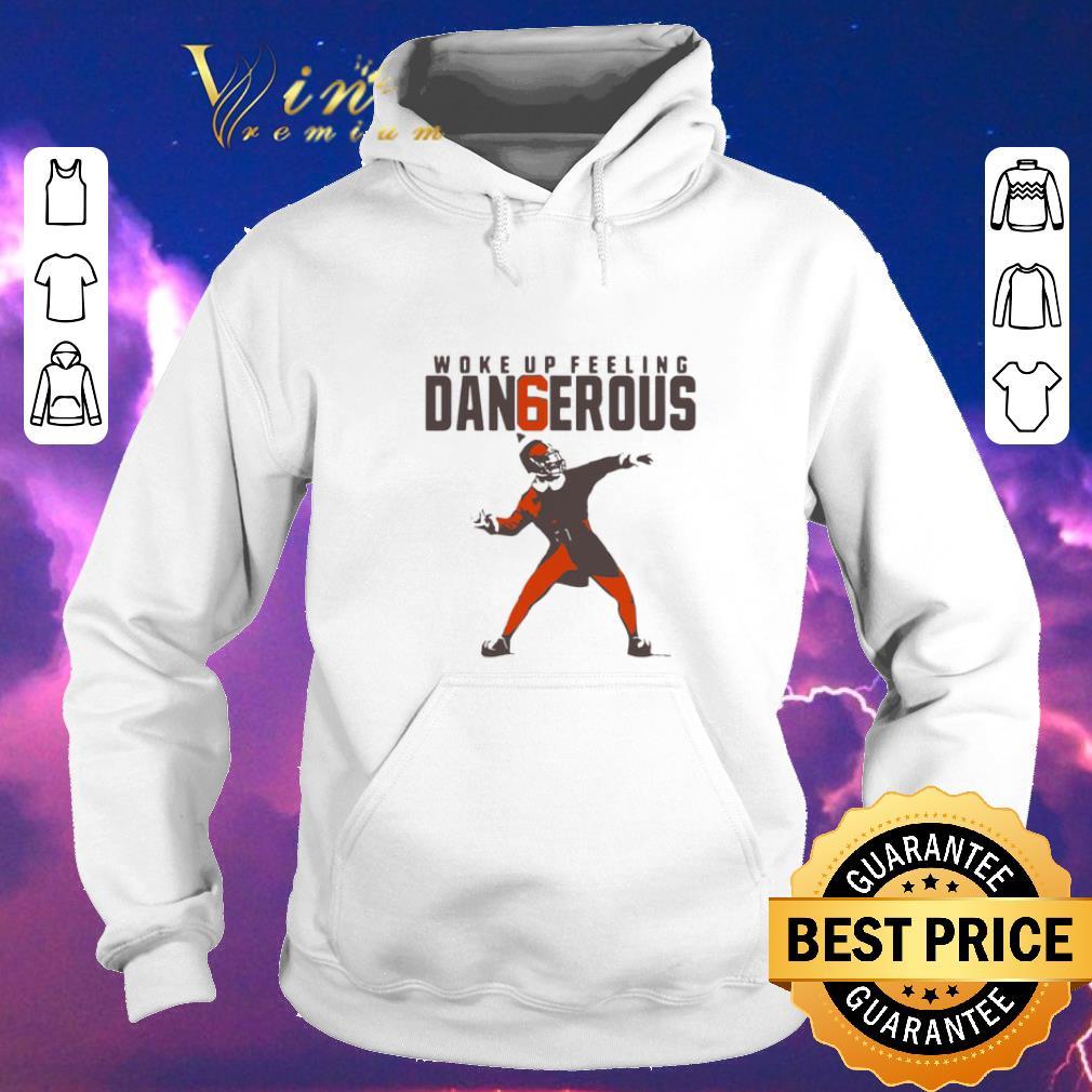 Hot Baker Mayfield Woke Up Feeling Dangerous shirt sweater 4 - Hot Baker Mayfield Woke Up Feeling Dangerous shirt sweater