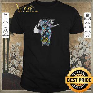 Hot Dragon ball Son Goku Ultra Instinct Nike just do it shirt sweater