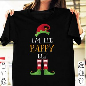 Hot Family Matching Christmas Gifts I'm The Pappy Elf sweater