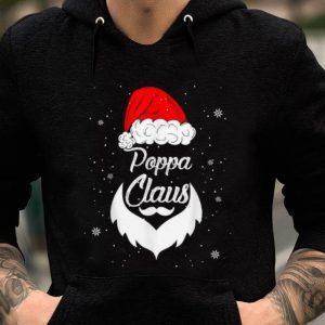 Hot Funny Christmas Poppa Santa Hat Matching Family Xmas Gifts sweater