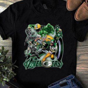 Hot The Avengers Green Bay Packers shirt
