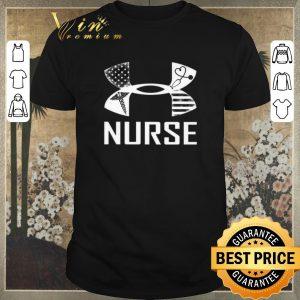 Hot Under armour Nurse American shirt sweater