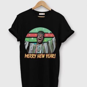 Hot Vintage Billy Ray Valentine Merry New Year shirt