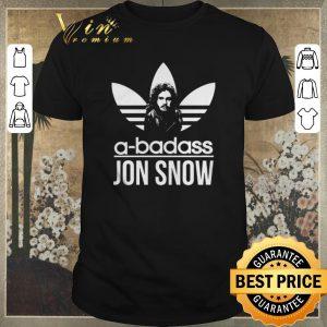 Hot adidas a-badass Jon Snow shirt sweater