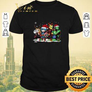 Nice Avengers Chibi Christmas shirt sweater