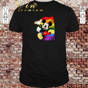 Nice LGBT Mickey Mouse shirt sweater 2019