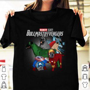 Nice Marvel Avengers Endgame Bullmastiff Bullmastiffvengers shirt