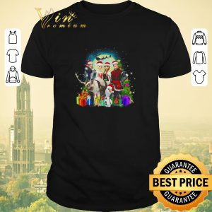 Nice Merry Christmas Disney Frozen Characters shirt