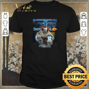 Nice Pennywise drink Dutch Bros Coffee shirt sweater