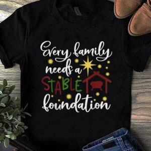 Official Christmas Christian Saying Religious Quote Family Xmas Gift shirt
