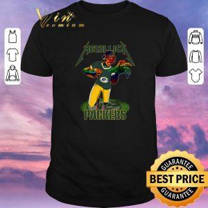 Official Green Bay Packers Monster Metallica shirt