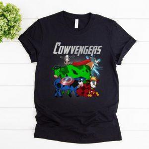 Official Marvel Avengers Endgame Cow Cowvengers shirt