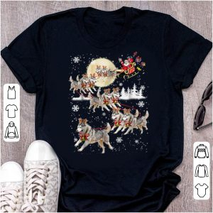 Official Siberian Husky Reindeer Christmas - Nice Dog shirt