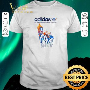 Official adidas all day i dream about Mushing shirt sweater