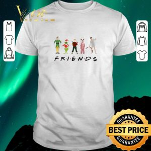 Original Christmas Characters Elf Grinch Kevin Friends shirt sweater