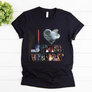 Original I love Star Wars shirt