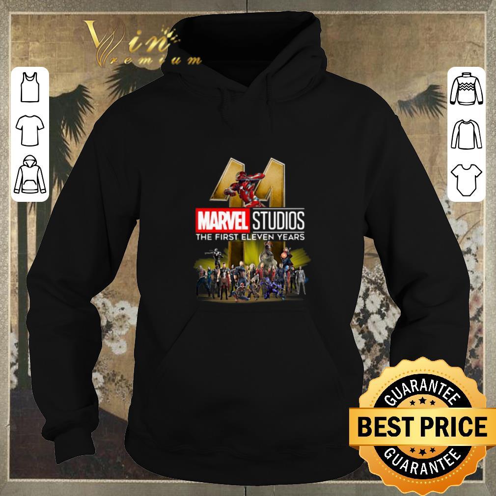 Original Marvel Studio The First Eleven Years shirt sweater 4 - Original Marvel Studio The First Eleven Years shirt sweater