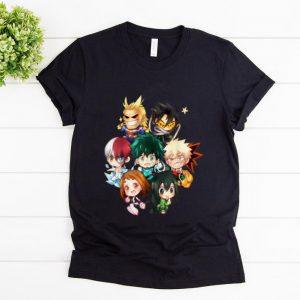 Original My Heroes Academia Plus Ultra Midoriya Izuku Anime shirt
