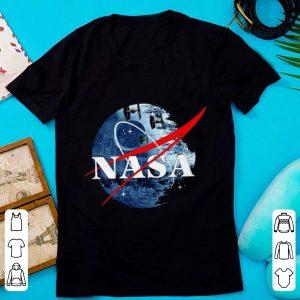 Original Star Wars Death Star Nasa shirt