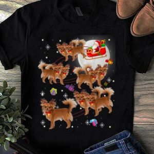 Premium Chihuahua Reindeer Christmas - Nice Dog man women shirt