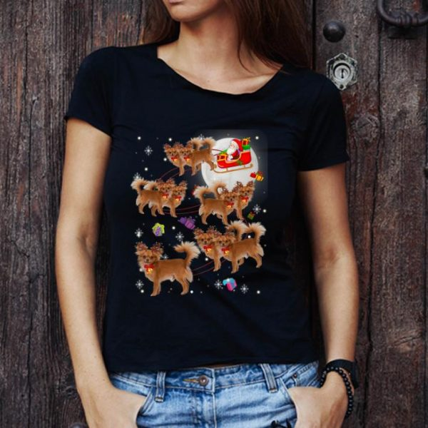 Premium Chihuahua Reindeer Christmas - Nice Dog man women shirt