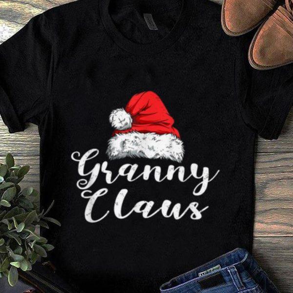 Premium Granny Claus Matching Family Group Christmas Granny Gift shirt