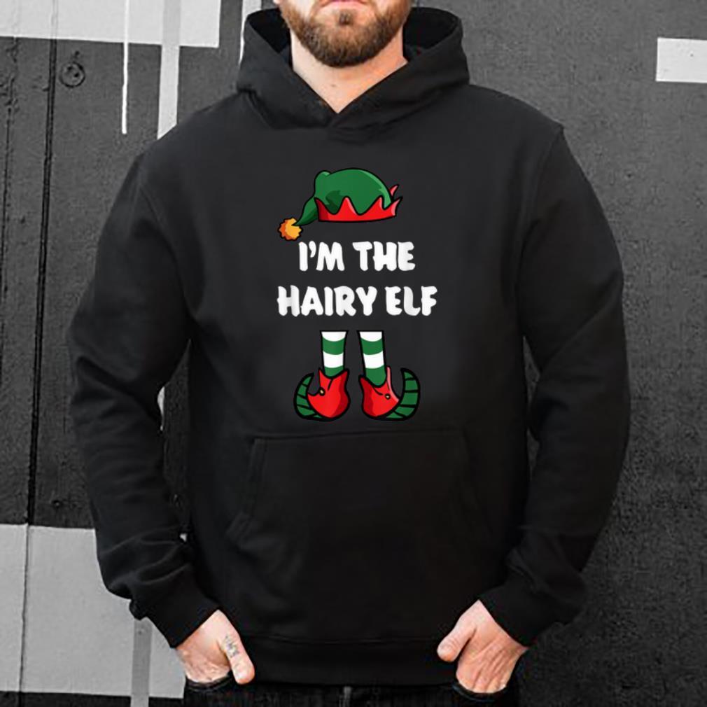Premium I m The Hairy Elf Matching Family Group Funny Christmas shirt 4 - Premium I'm The Hairy Elf Matching Family Group Funny Christmas shirt