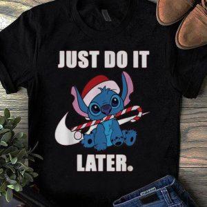 Premium Stitch just do it Nike later shirt