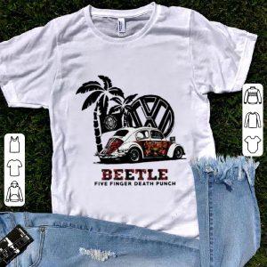Premium Volkswagen Beetle Five Finger Death Punch shirt