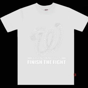 Premium Washington Nationals Finish The Fight shirt