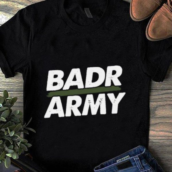 Pretty Badr Army shirt