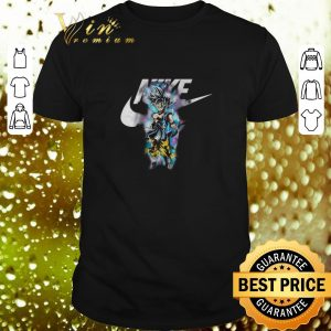 Pretty Dragon ball Son Goku Ultra Instinct Nike just do it shirt