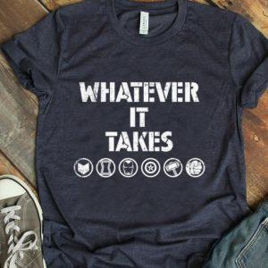 Pretty Endgame Marvel Whatever It Takes Avengers shirt